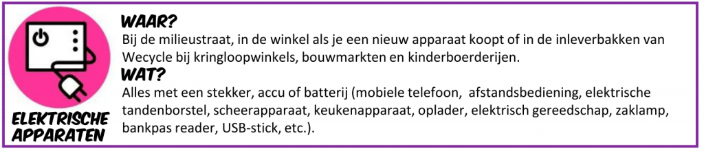 elektrische-apparaten